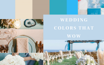 Wedding Colors that WOW: How to choose the perfect color scheme for your Nashville wedding