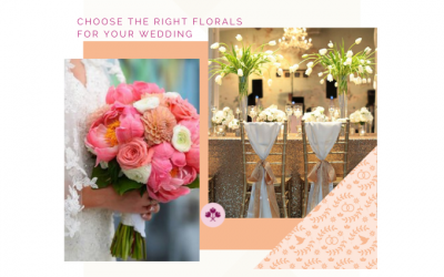 Choose the Right Flowers for Your Nashville Wedding