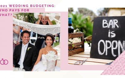 Wedding Budgets: Who Pays for What for My Wedding?