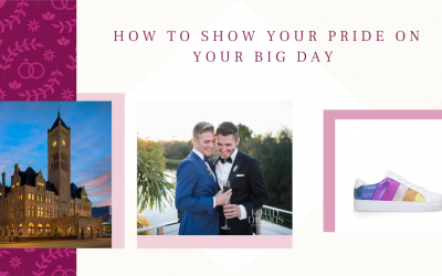 LGBTQ Weddings — How to Show Your Pride on Your Big Day