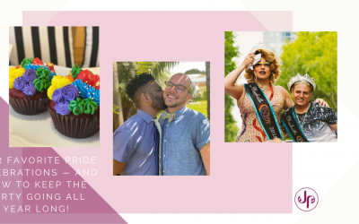 Our favorite PRIDE celebrations — and how to keep the party going all year long!